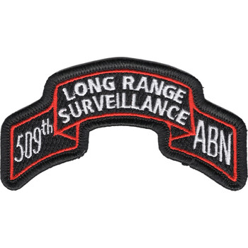509th LRS Airborne Infantry Patch