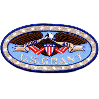 SSBN-631 USS Ulysses S. Grant Patch