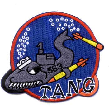 SS-563 USS Tang Patch - Version C