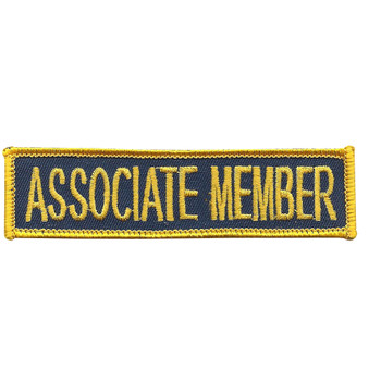 Submarine Associate Member Patch