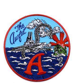 SS-475 USS Argonaut Patch - Version A