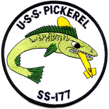 SS-177 USS Pickerel Patch