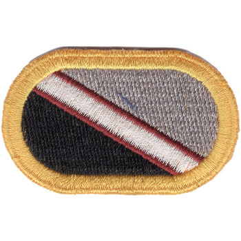 Special Warfare Medic Group Airborne Para Oval Patch