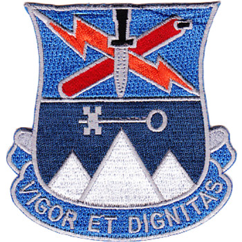 Special Troops Battalion, 2nd Brigade, 10th Mountain Division Patch