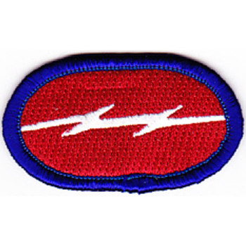 Special Troop Battalion 82nd Airborne Division Patch Oval