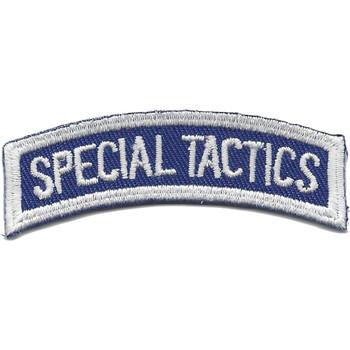 Special Tactics Rocker Patch