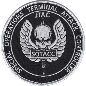 Special Operations Terminal Attack Controller Patch