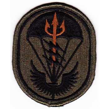 Special Operations Command South SOC OD Patch