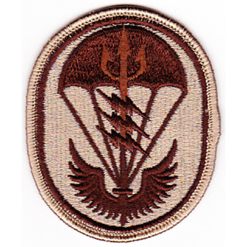Special Operations Command South SOC Desert Patch