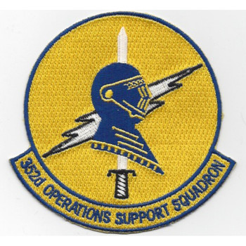352nd Operations Support Squadron Patch