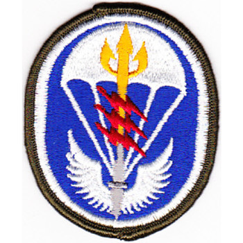 Special Operations Command South Patch SOC Color