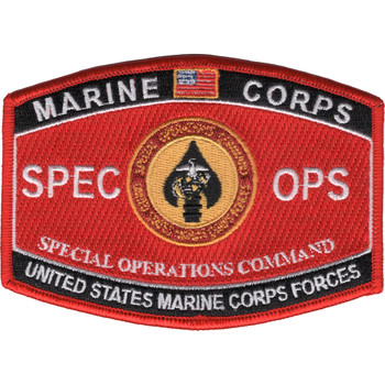 Marine Special Operations Command MOS Patch