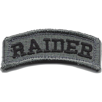 Special Forces Raider Rocker ACU Patch Hook And Loop