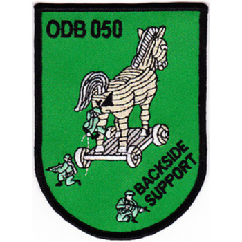 Special Forces ODB-050 Patch