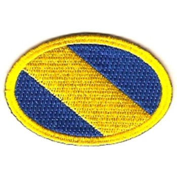 Special Forces Group Wings Parachute Oval Patch