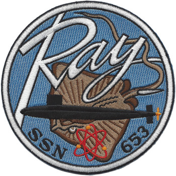 SSN-653 USS Ray Patch