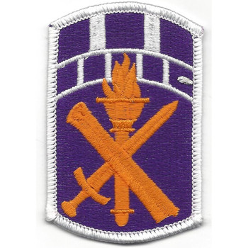 351st Civil Affairs Brigade Patch