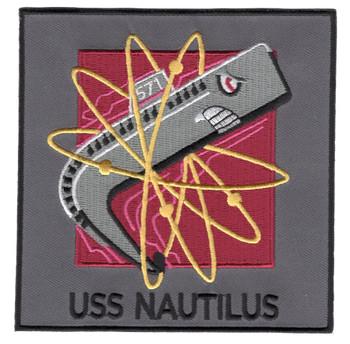 SSN-571 USS Nautilus Patch