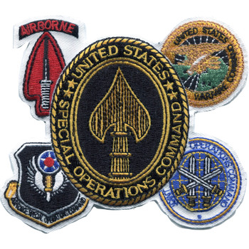 Special Forces Gaggle Patch