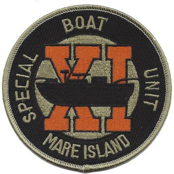 Special Boat Unit Eleven SBU XI Patch