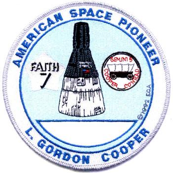 SP-9A NASA Gemini 5 Mission Patch