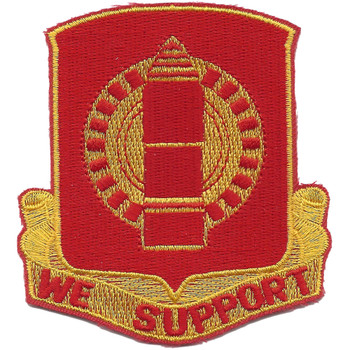 34th Field Artillery Battalion Patch