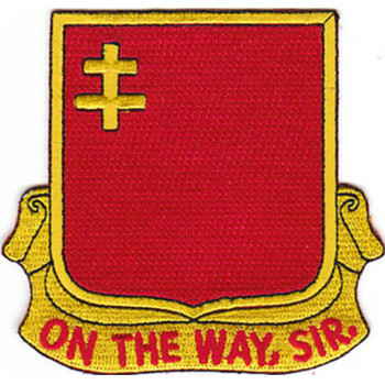 349th Airborne Field Artillery Battalion Patch
