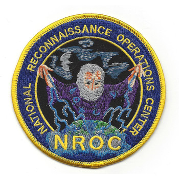 SP-389J Space NRO Center Patch