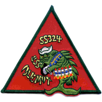 SS-324 USS Blenny Patch - C Version
