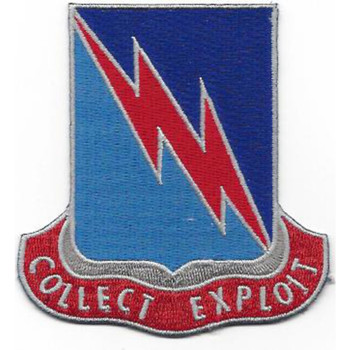 323rd Military Intelligence Battalion Patch