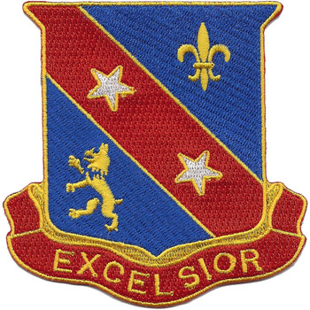 322nd Infantry Regiment Patch