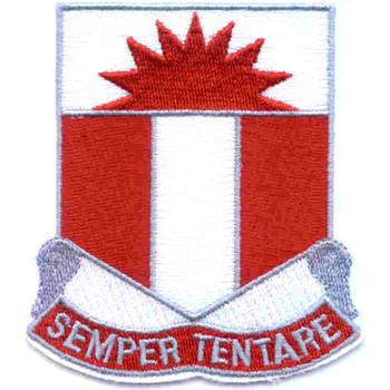 321st Combat Engineer Battalion Patch