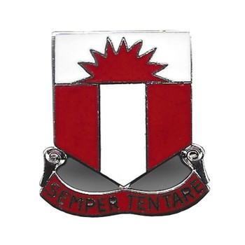 321st Combat Engineer Battalion DI Pin
