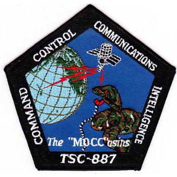SP-369J Command Control Communications Intelligence Patch
