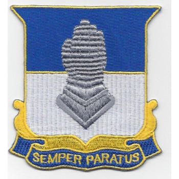 320th Cavalry Regiment Patch