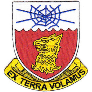 320th Airborne Anti-Aircraft Artillery Battalion Patch