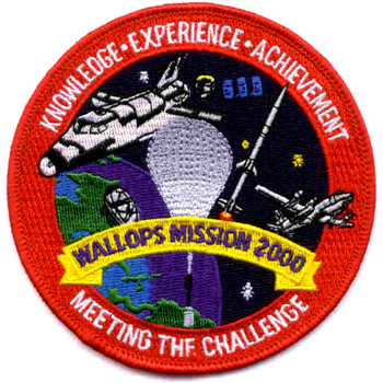 SP-280 NASA Wallops Flight Facility Mission Patch