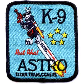 SP-276 NASA Fl Cape Canaveral Air Station Team Titan  Patch