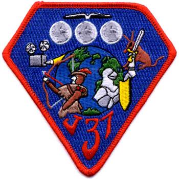 SP-273 NASA Lockheed J37 Turboprop Engine Patch