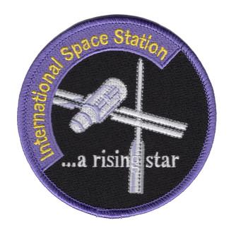 SP-262 NASA International Space Station Patch