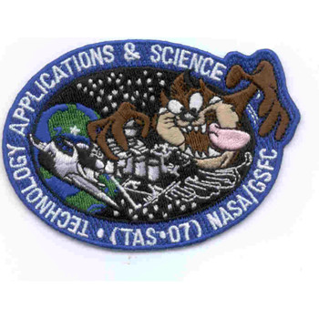 SP-242 NASA STS-129 Space Shuttle Atlantis Mission Space Patch