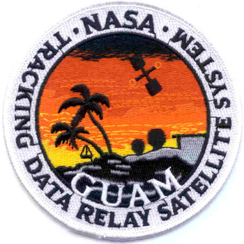 SP-234 NASA Tracking Data Relay Satellite System Patch