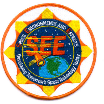 SP-232 NASA Space Environments And Effects Patch