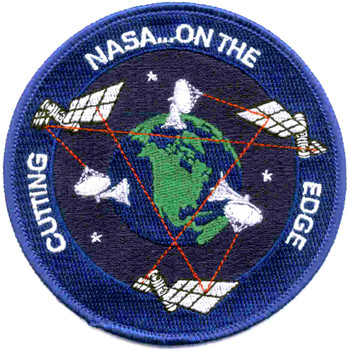 SP-230 NASA On The Cutting Edge Patch