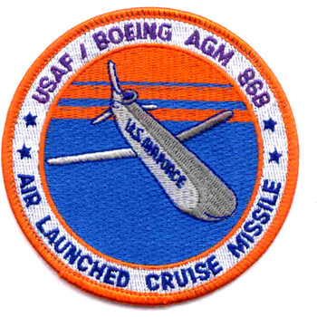 SP-225 NASA Boeing Air To Ground Missile AGM-86B Patch
