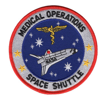 SP-219 NASA Medical Operations Space Shuttle Patch