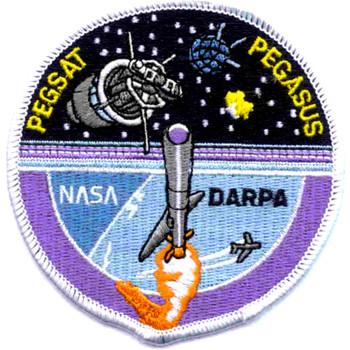 SP-212 NASA DARPA Patch