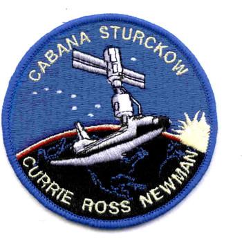 SP-127C NASA STS-88 Space Shuttle Endeavour Mission Patch