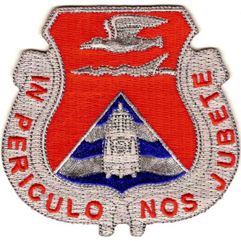31st Field Artillery Regiment Patch