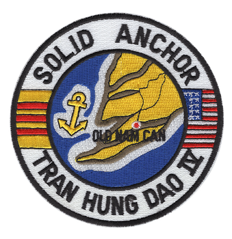 Solid Anchor Advanced Tactical Support Base Patch Tran Hung Dao Iv